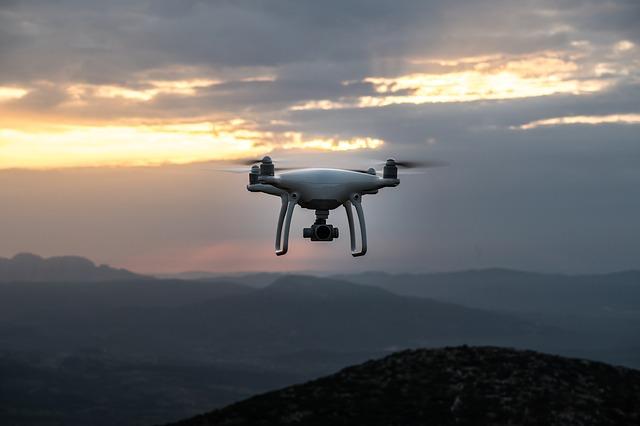 Ripetitore wifi per drone